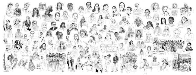 Obra de Carolina Caycedo | #loquehayquever en Brasil: ciclo feminista en el MASP