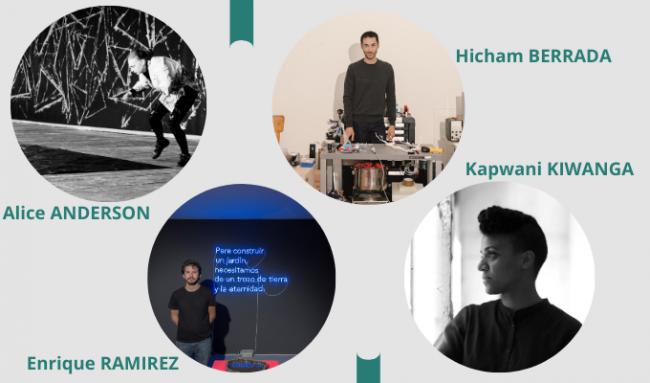 Finalistas del 2020 Marcel Duchamp Prize, incluyendo al chileno Enrique Ramírez | Enrique Ramírez y Juan Uslé, finalistas en dos prestigiosas convocatorias internacionales