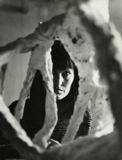 Retrato de Noemí Martínez. Fotografía de su hija Ana Mampaso, 1974. Cortesía de José de la Mano
