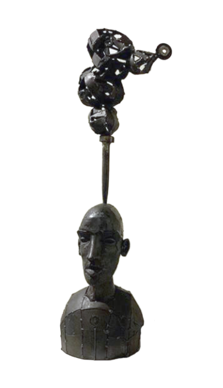 Cabeza quemada (2020) - Diego Gutiérrez