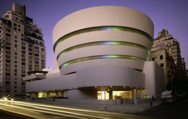 Cortesía del Solomon R. Guggenheim Museum