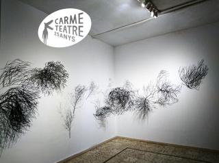 L'ANGLE de Carme Teatre (obra: FOSC de Claudia Martínez.)
