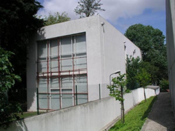 Pavilhão Branco. Cortesía de la Cámara Municipal de Lisboa
