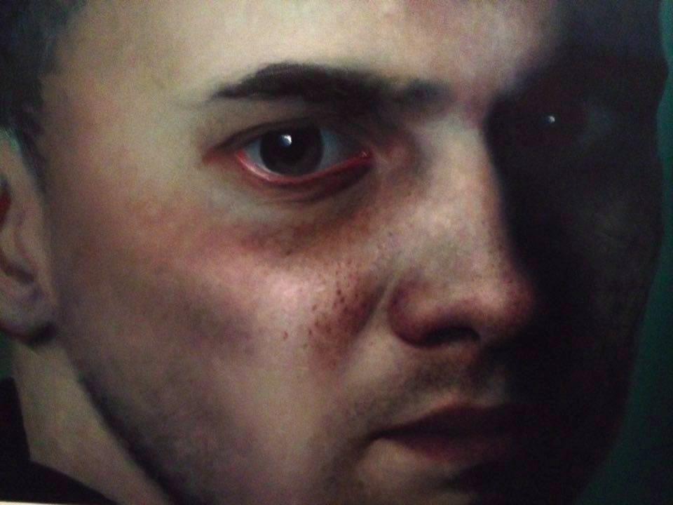 Homem me olhando (2016) - Felipe Galaz