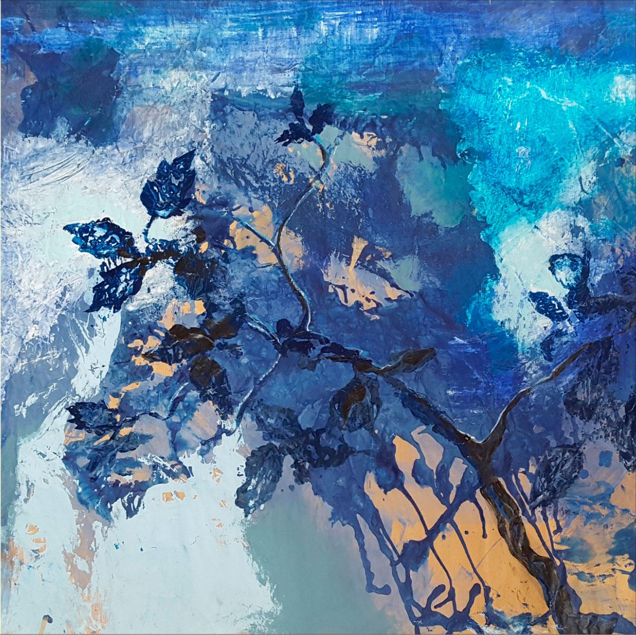 Series Oceánicos Azules n. 13 (2016) - Rufina Santana Vega