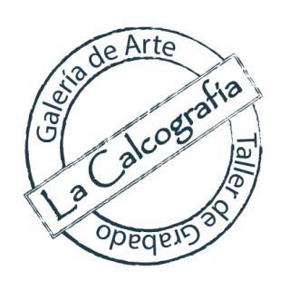 Logotipo La Calcografía