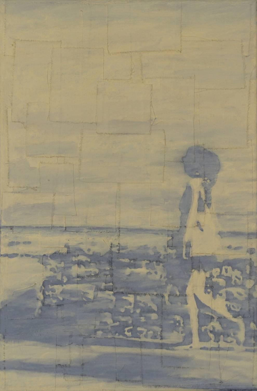 Mujer caminando (2019) - Sebastián Navas