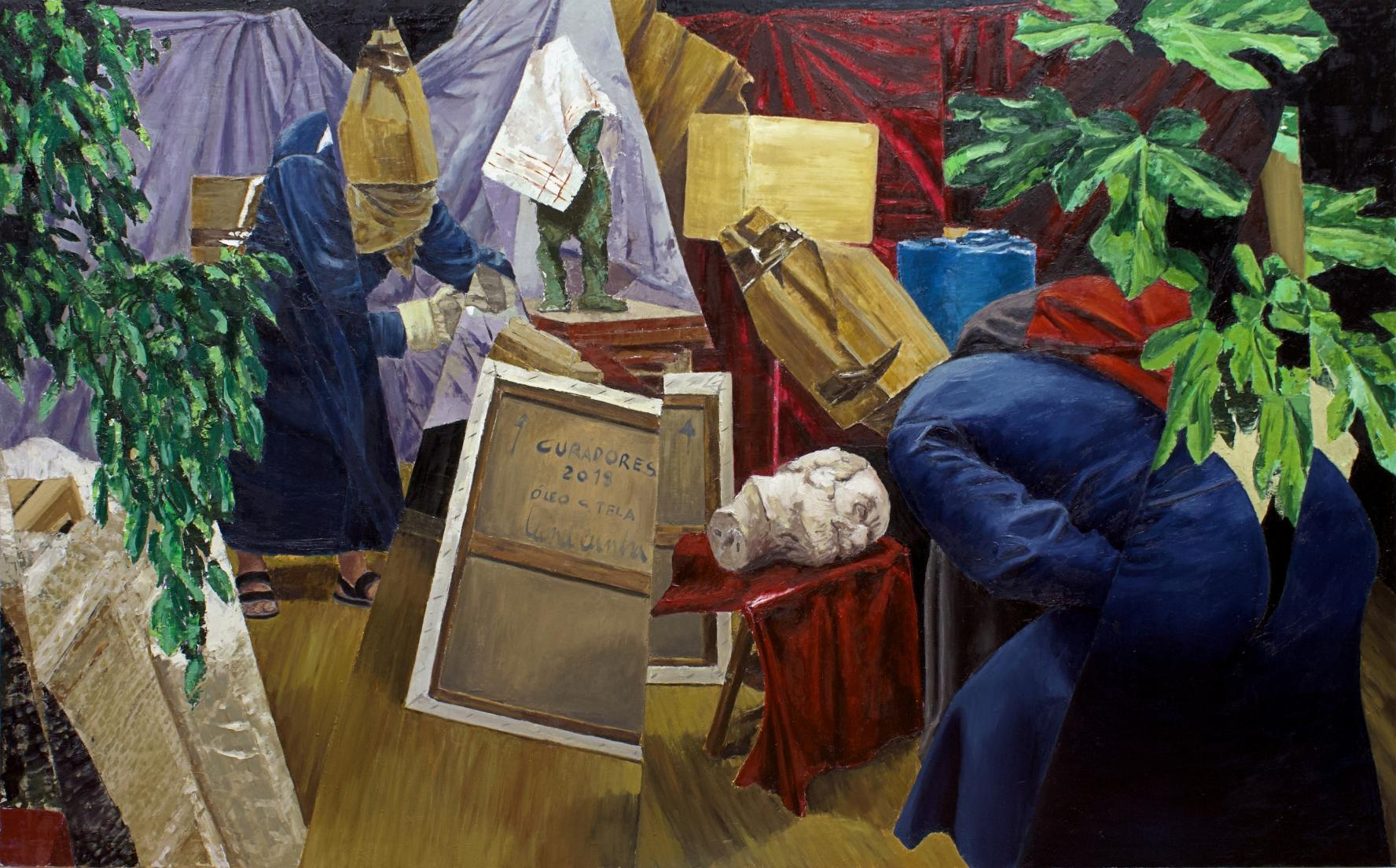 Curators (2018) - Leonel Cunha