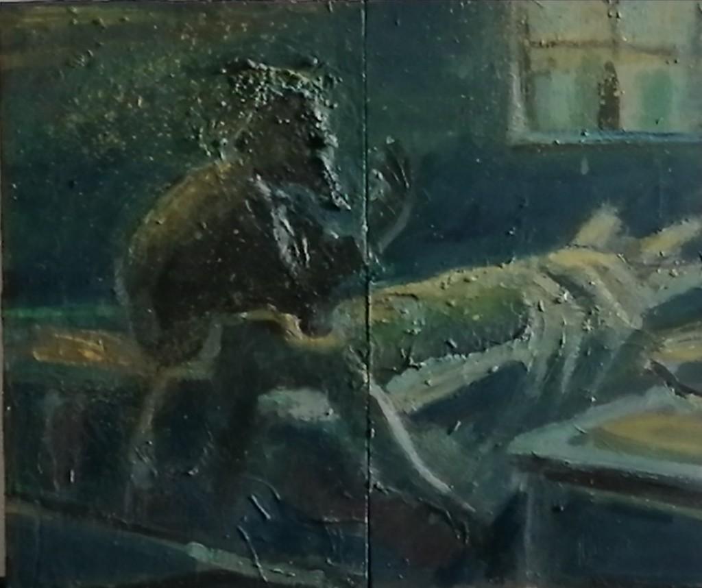 "Interpretación ""La autopsia de Simonet"" (2017) - Rafael Alvarado"