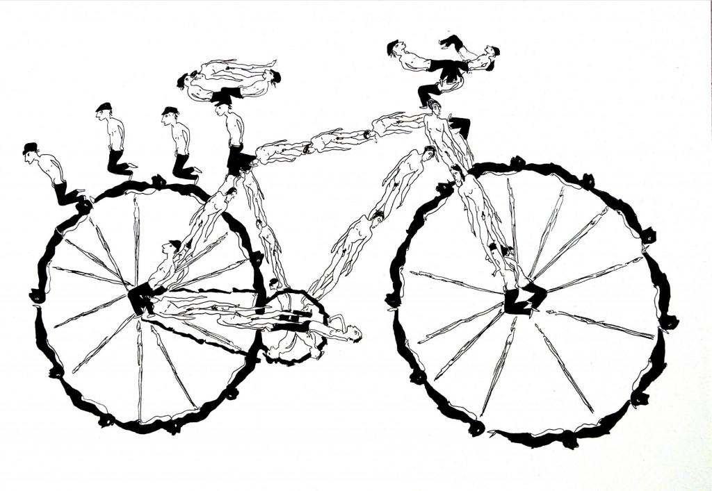 Vélo (2017) - Daniel Garbade