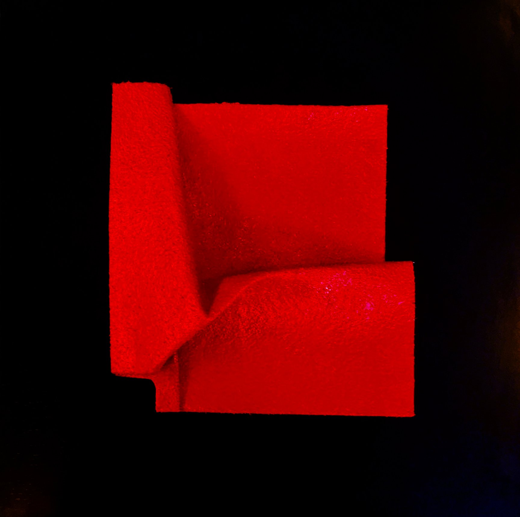 Rojo I (2019) - Ahmad Ghoreishi