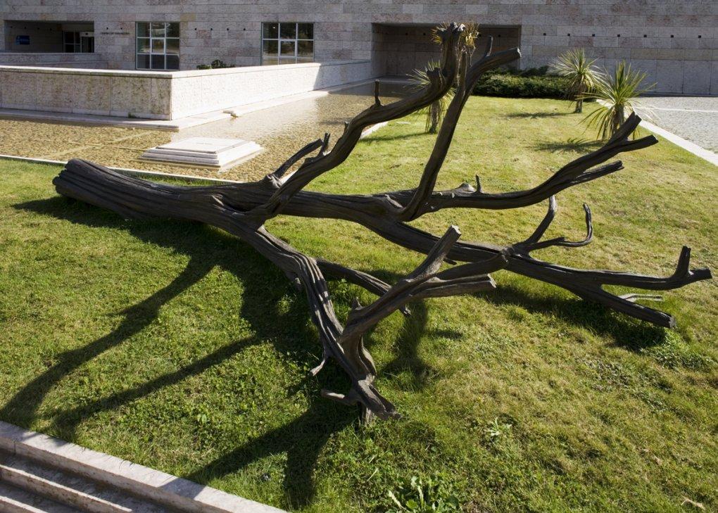 Árvore (2000) - Alberto Carneiro