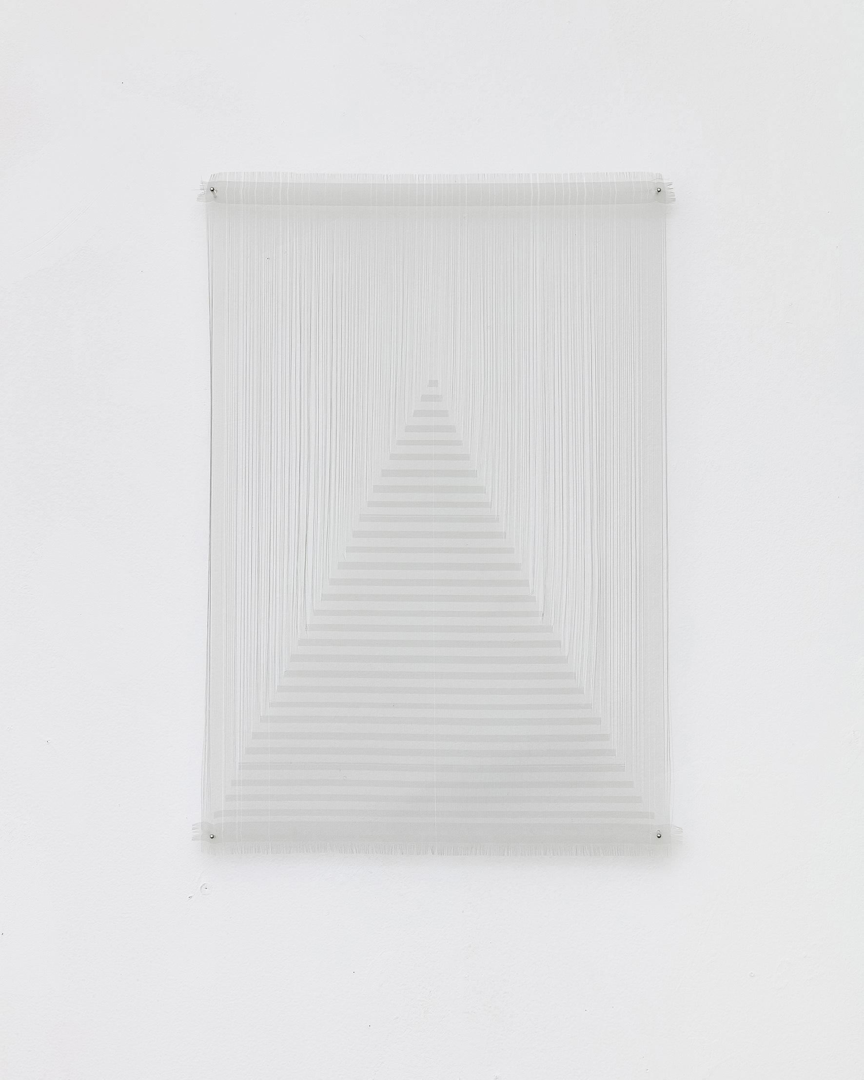 Sem Título (série Tecidos) (2020) - Marina Weffort