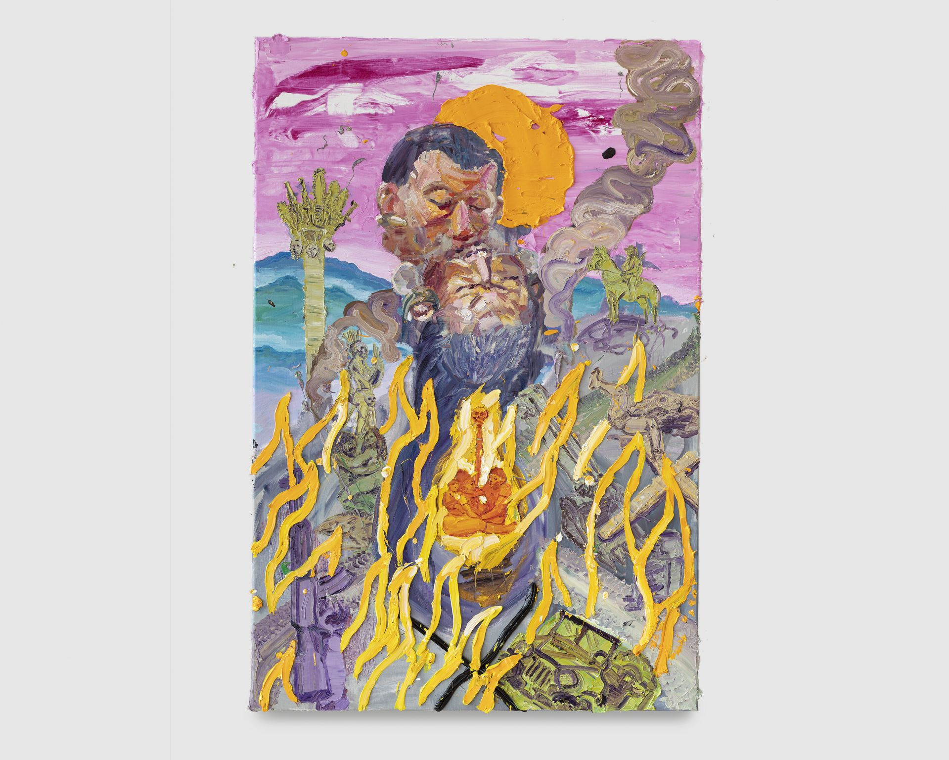 Beijo sob chamas (2019) - Thiago Martins de Melo