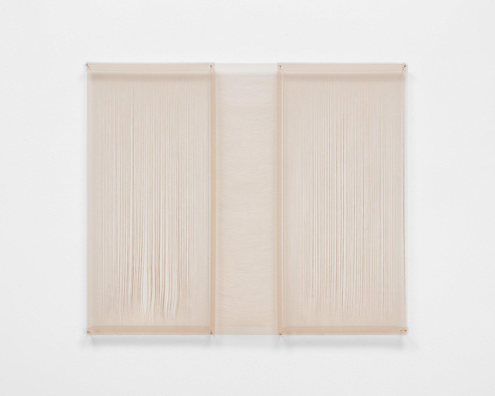Sem Título (série Tecidos) (2017) - Marina Weffort
