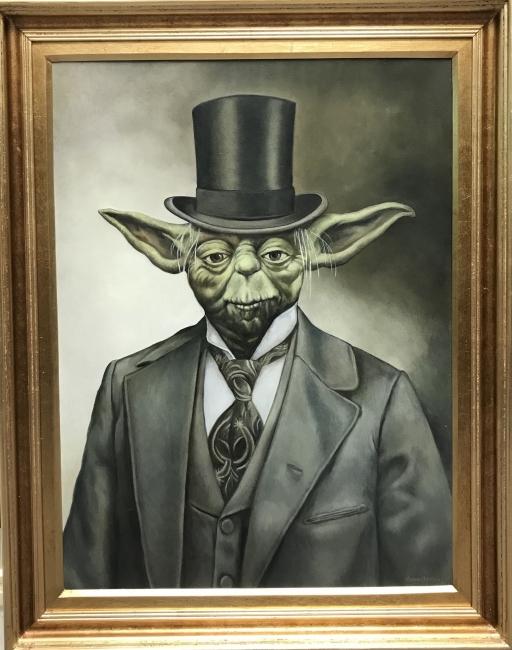 Caballero Yoda