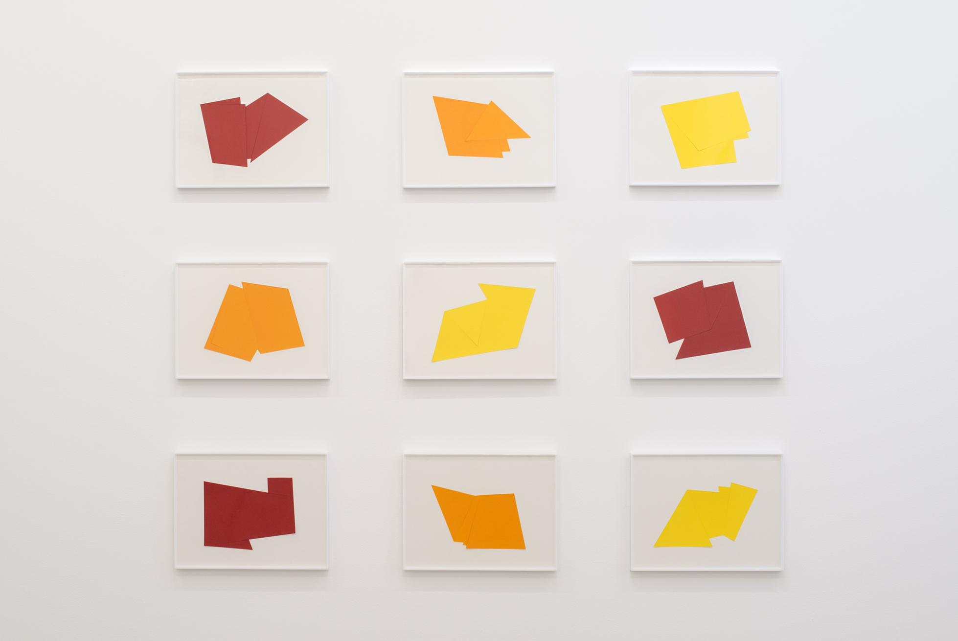 Relevo bidimensional (2015) - Mauro Piva