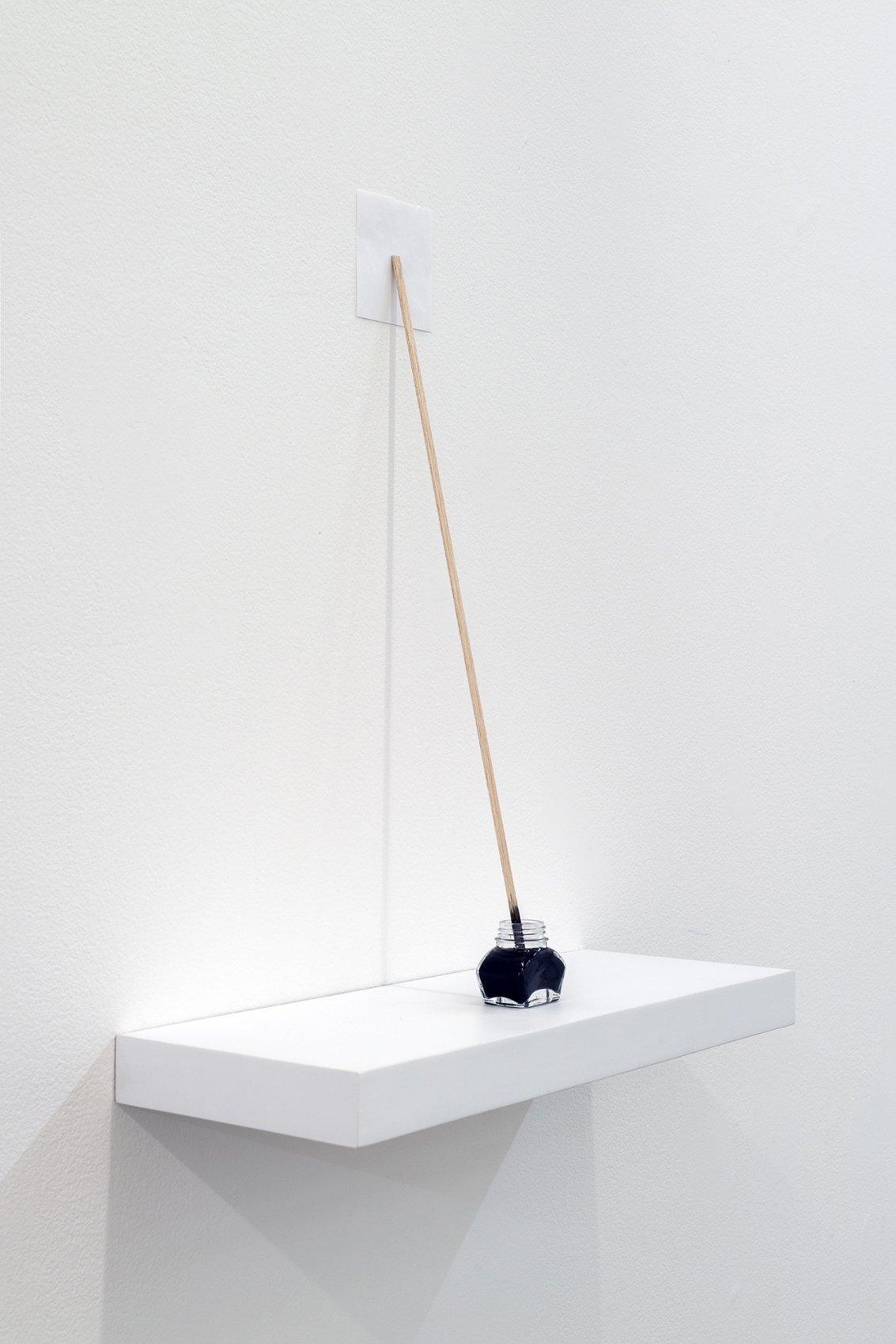 Tinta sobre papel (2013) - Ana Bidart