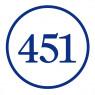 Logo 451
