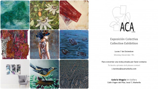 Invitación Exposición Colectiva