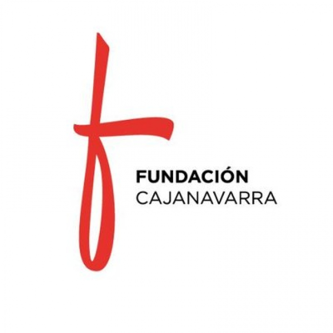 Logotipo. Cortesía de Fundación Caja Navarra