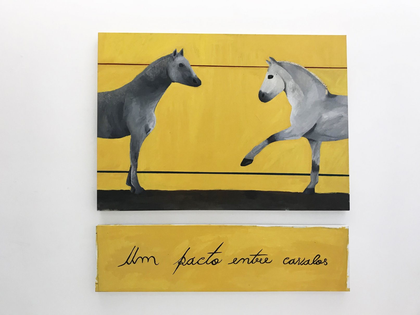 O Pacto (2014) - Julia Debasse