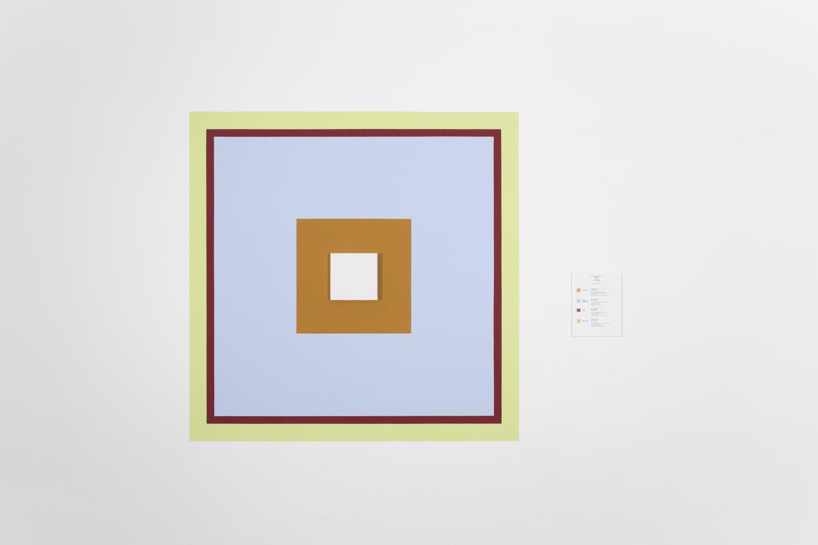 ARCOmadrid 2018 - Risk Management Paintings series (2018) - Cristina Garrido