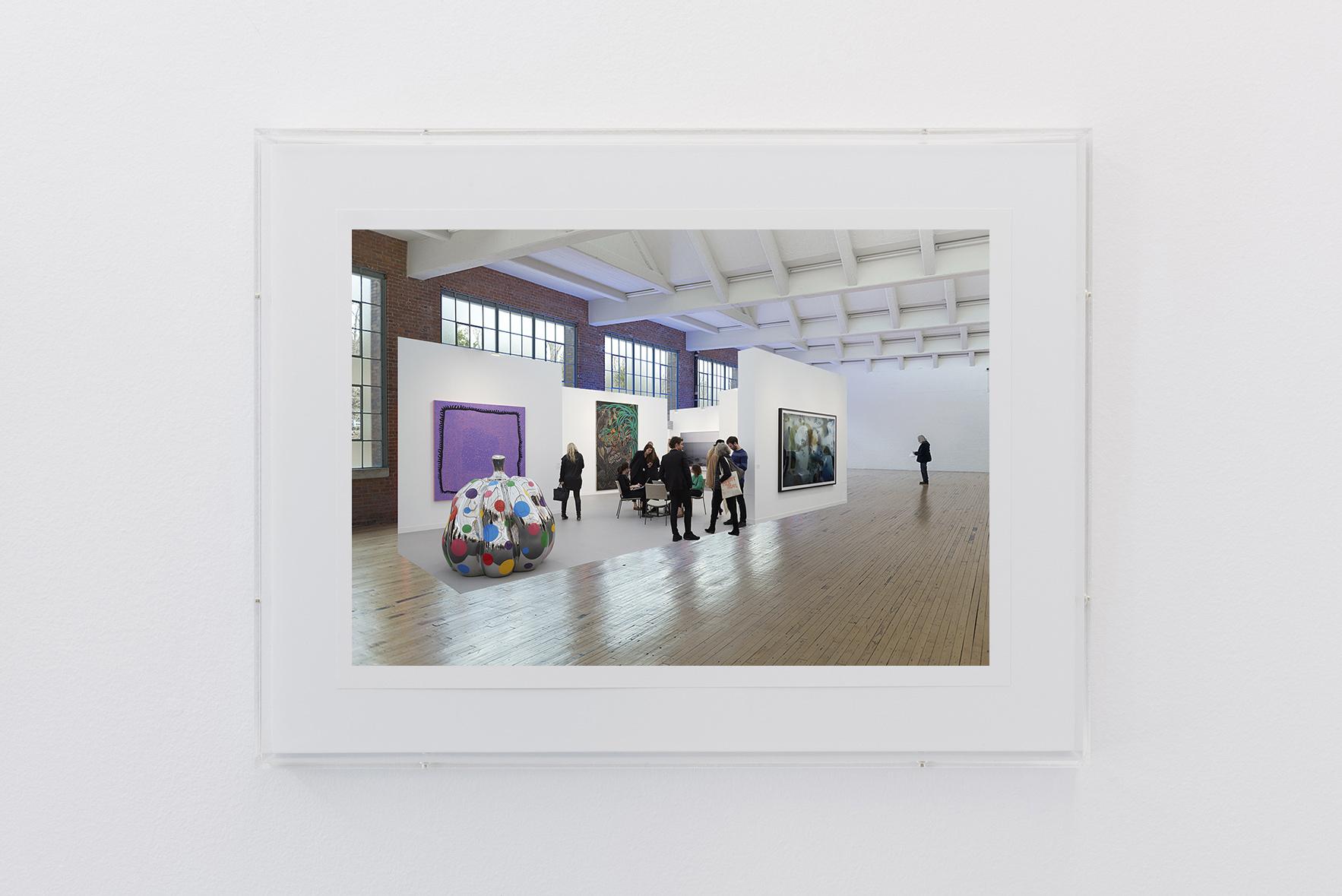 David Zwirner at Frieze London 2015/ DIA Foundation - Best Booths series