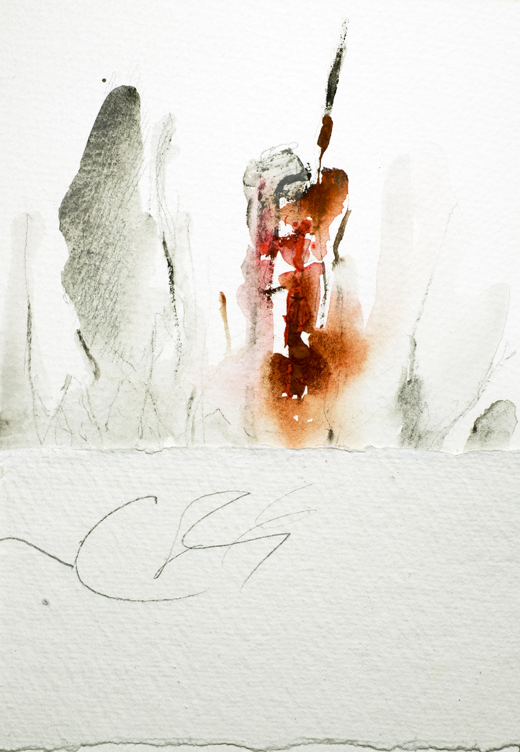 Senza titolo (2020) - Franco Nuti