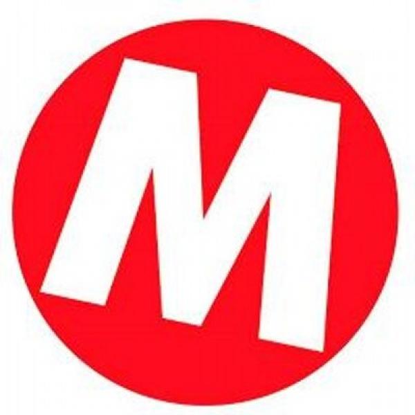 Logotipo. Cortesía de Centro Cultural Estación Mapocho