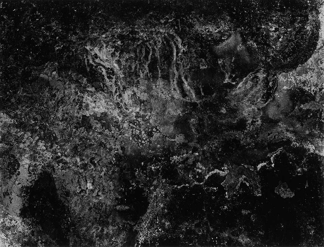 La mancha. Techo. Cúpula Atómica. Hiroshima / The Stain. Ceiling. Atomic Dome. Hiroshima El mapa / The Map