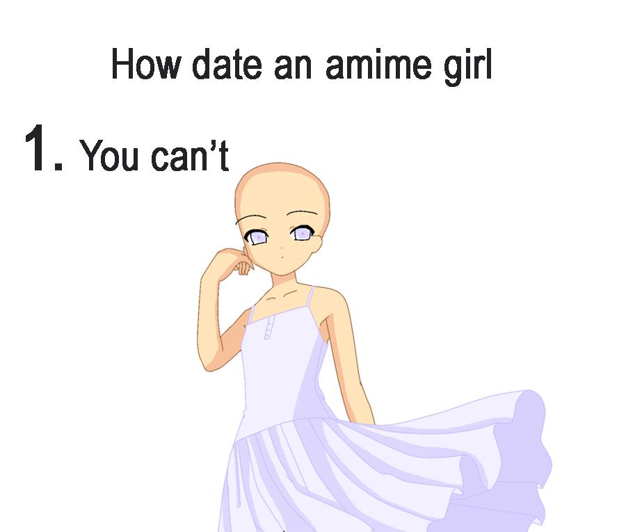 How to date an anime girl (2018) - Lucía Moreno