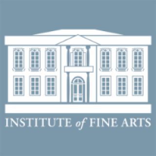 Logotipo. Cortesía del INSTITUTE OF FINE ARTS - NEW YORK UNIVERSITY