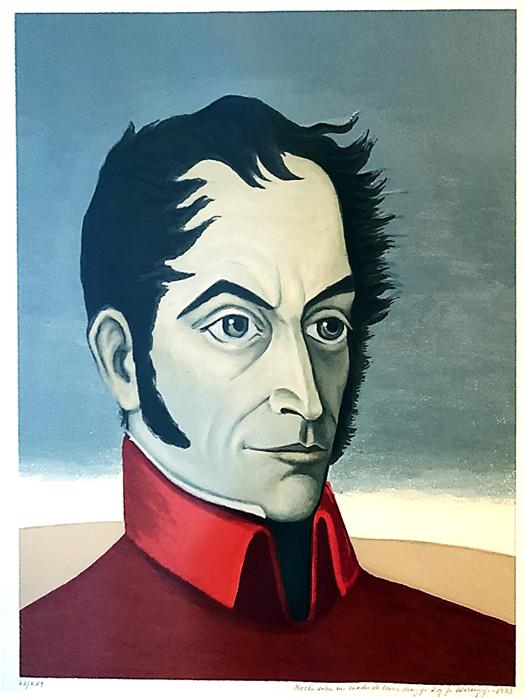 BOLÍVAR (1993) - Cesar Rengifo