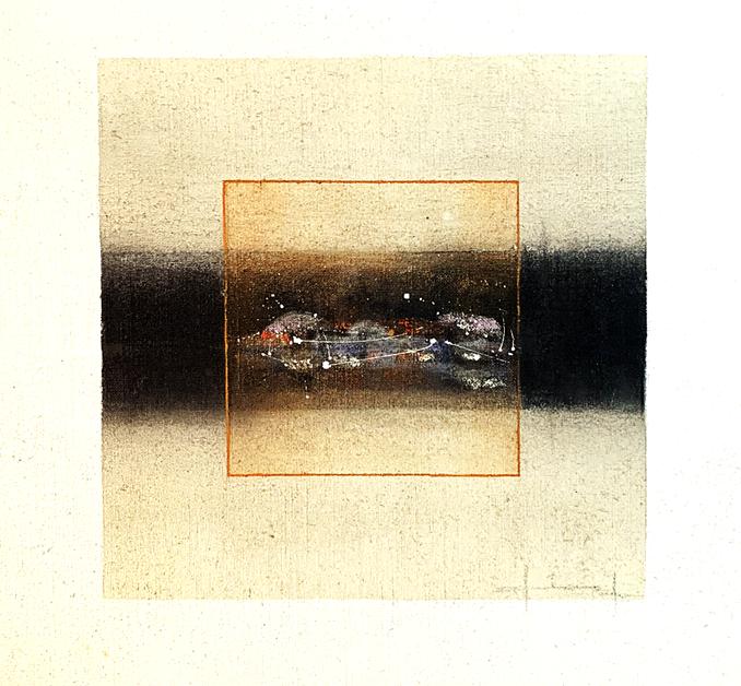 UNTITLED (MFZ-102) (1980) - Manuel Finol Cavalieri