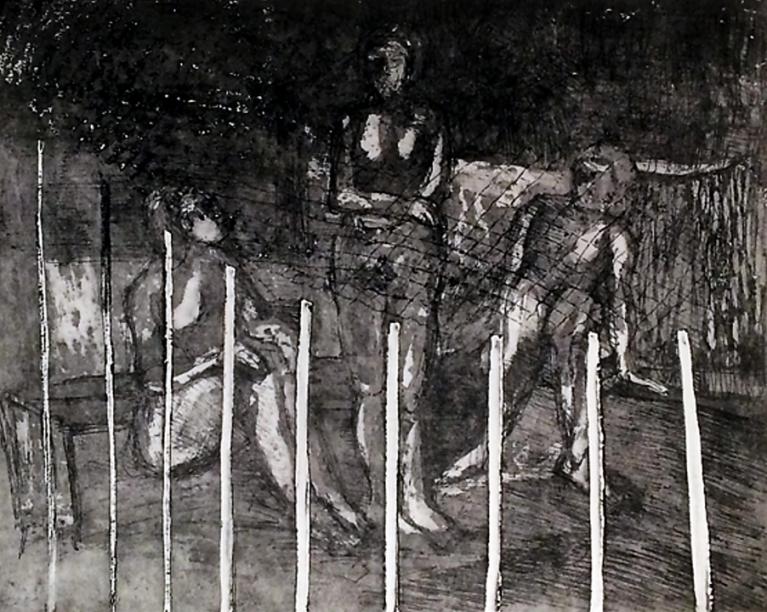 SIN TÍTULO (1976) - Ina Bainova