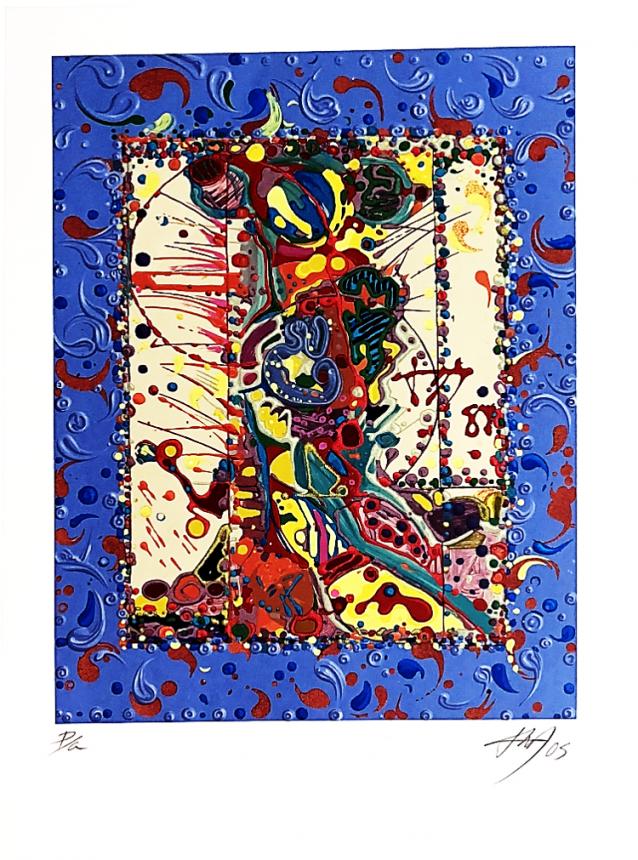 SIN TÍTULO (2005) - Miguel Von Dangel Hertich