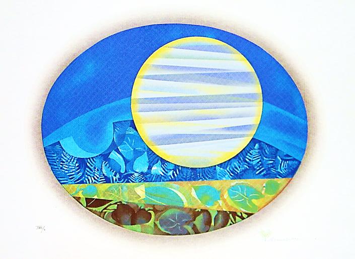 UNTITLED (1992) - Alirio Oramas