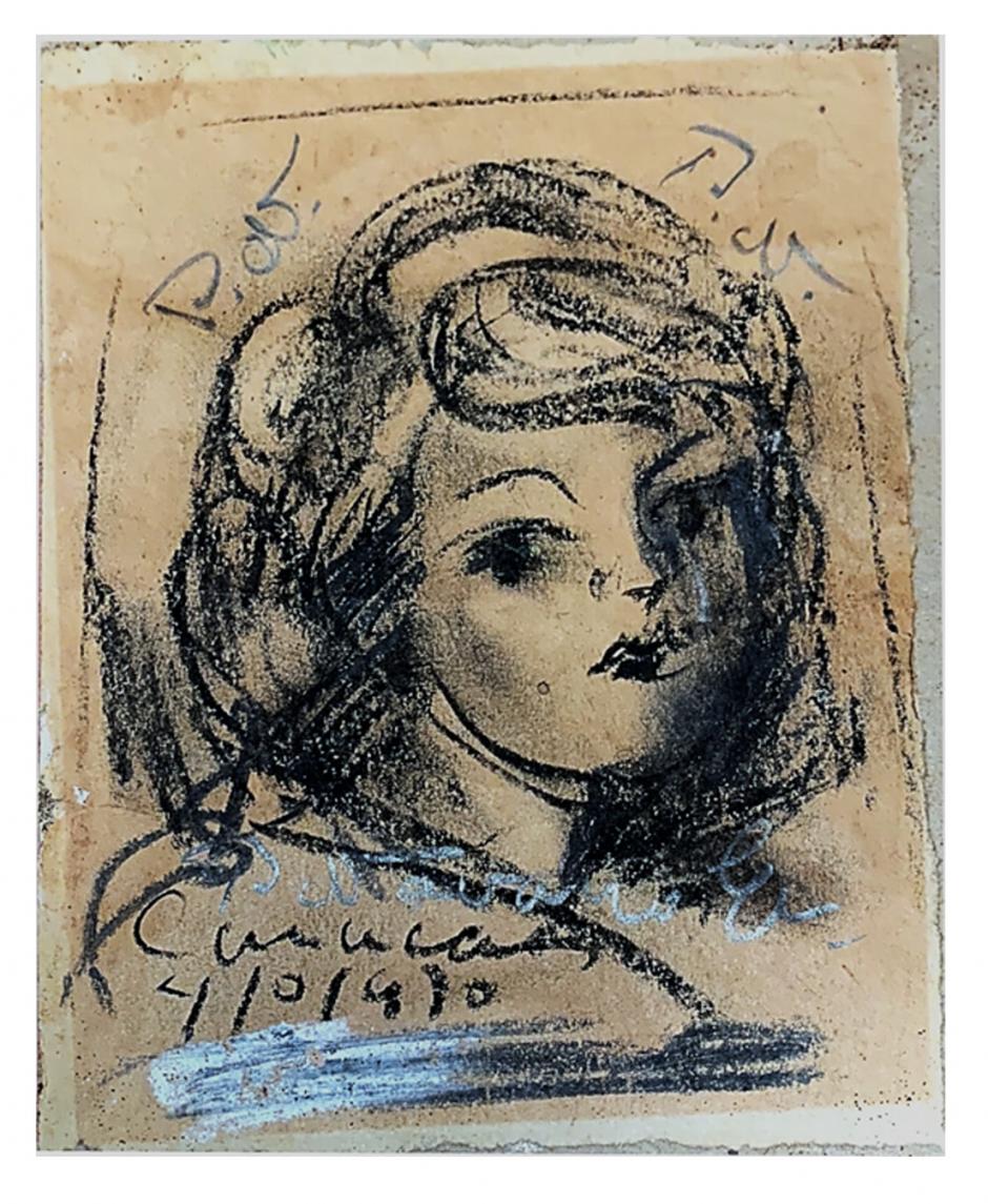 SIN TÍTULO (1970) - Pascual Navarro