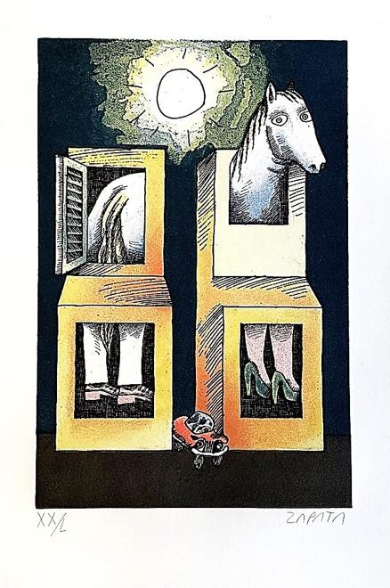 Sin Título (1982) - Pedro León Zapata