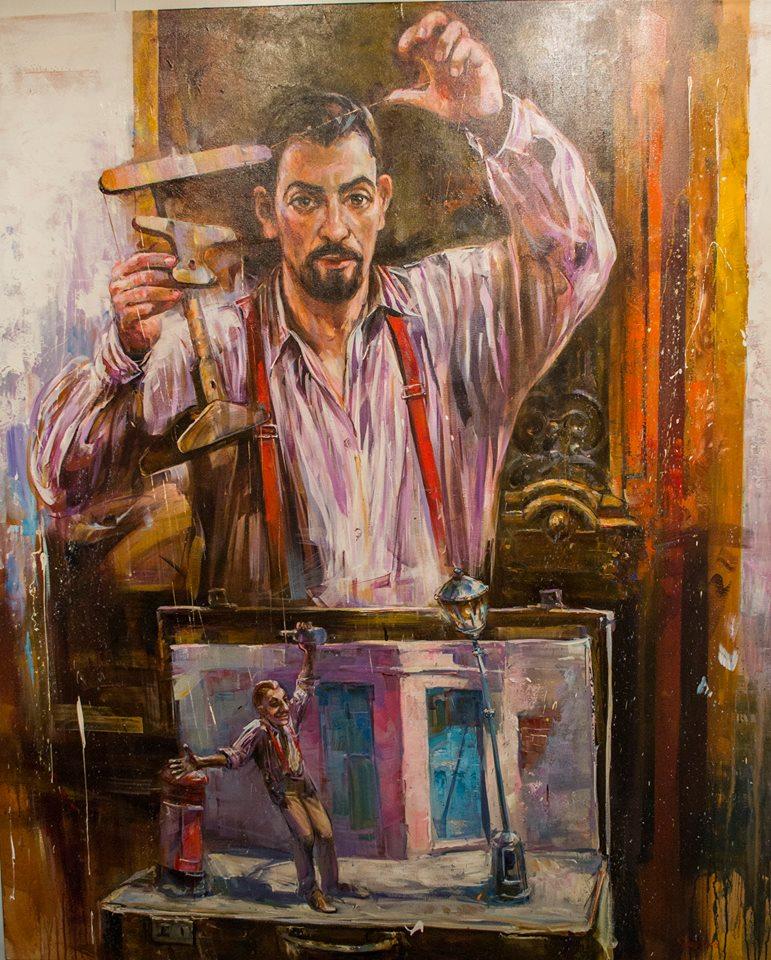 El Titiritero (2010) - Oksana Soroka