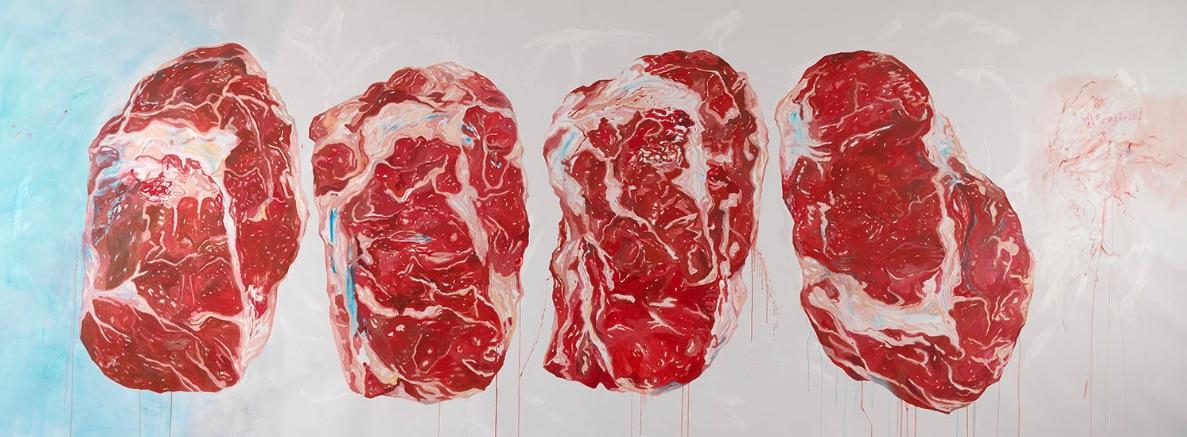Salted meat - Vive la sociale! (2014) - Jan Vanriet
