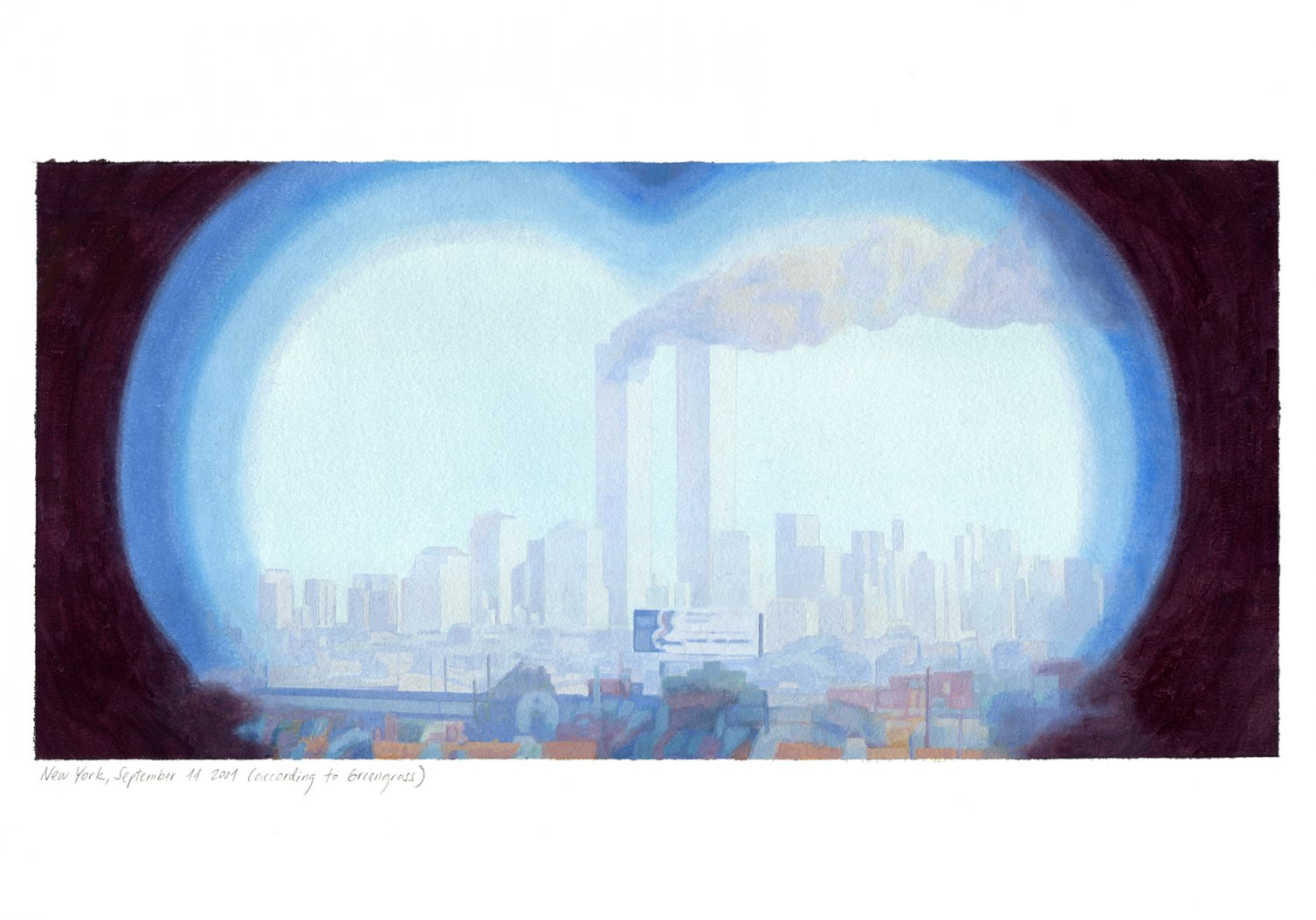 New York September 11 2001 (according to Greengrass) (2012) - Miguel Aguirre