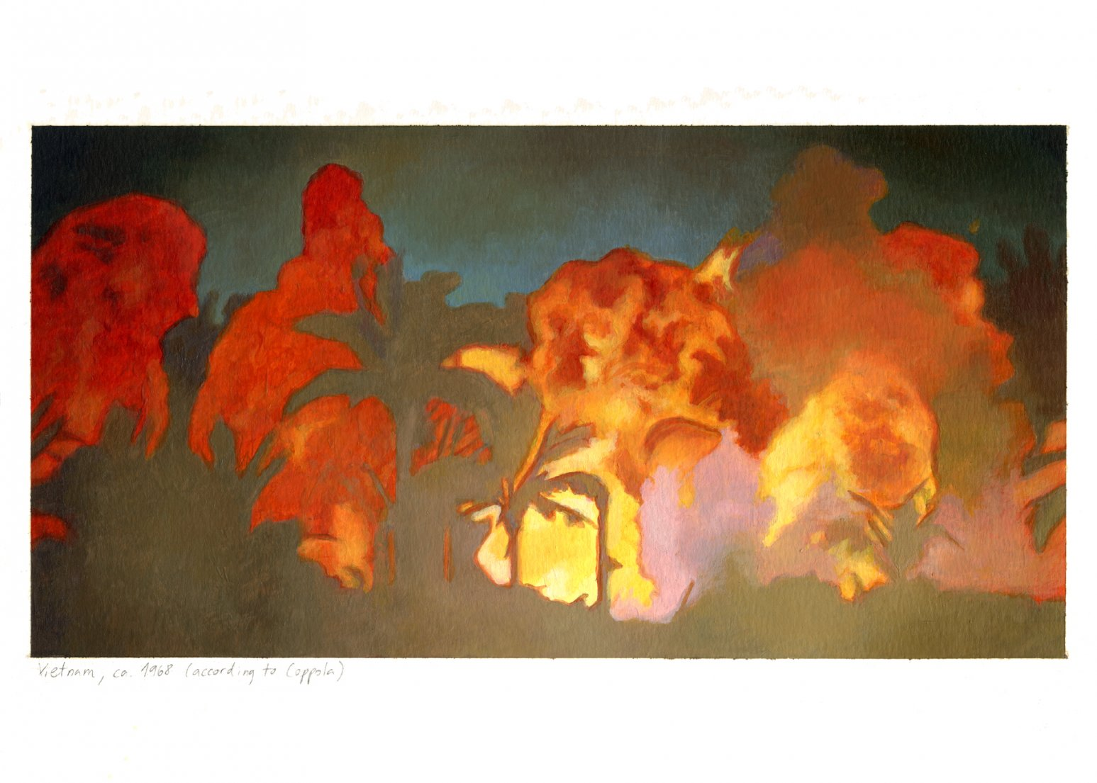 Vietnam, ca. 1968 (according to Coppola), I (2006) - Miguel Aguirre