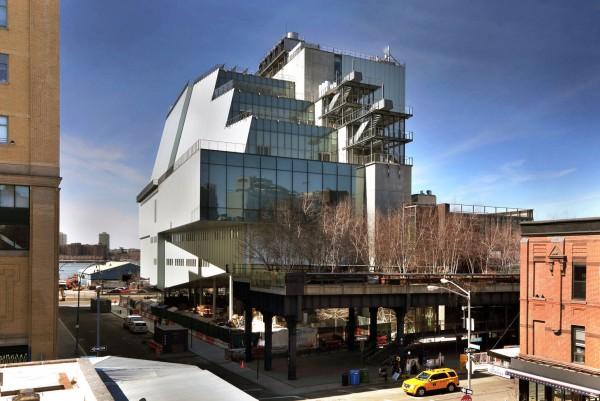 Nueva sede del Whitney Museum of American Art, en el Meatpacking District, en Manhattan.