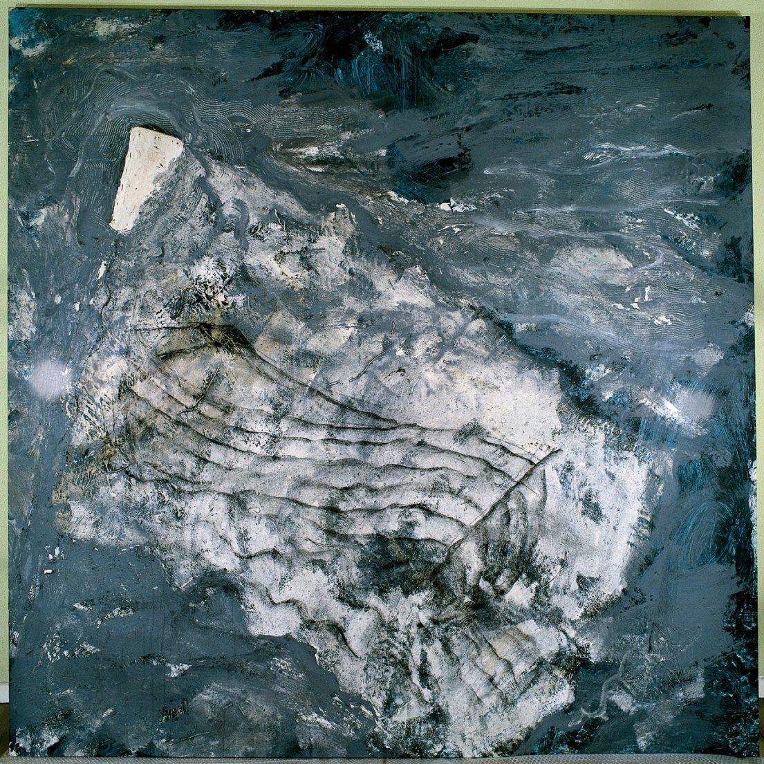 Tableau flotant (1984) - Miquel Barceló