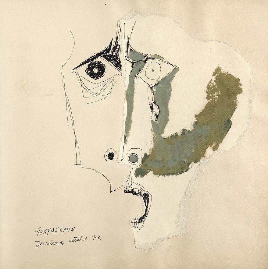 Sin título (1973) - Oswaldo Guayasamín