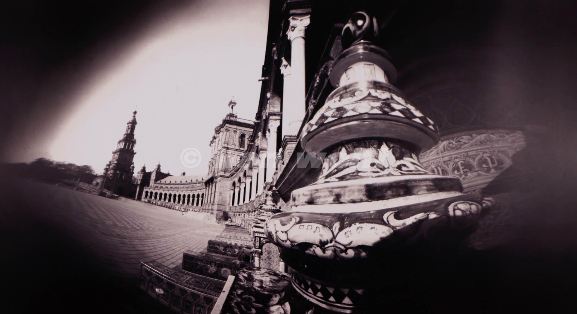 Sevilla-Plaza de España 2 (2013) - Ilan Wolff
