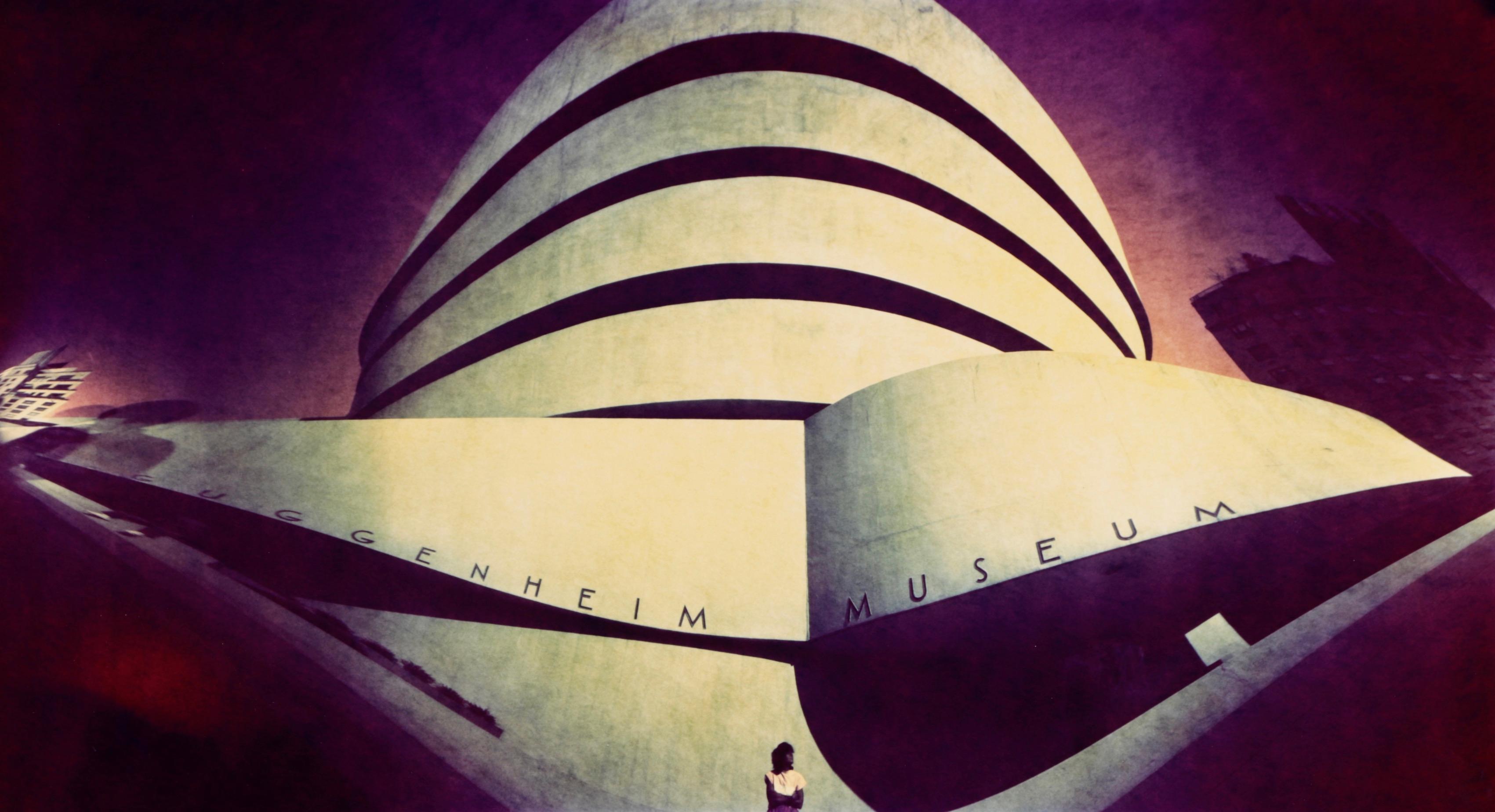 Guggenheim museum-N.Y. (1988) - Ilan Wolff