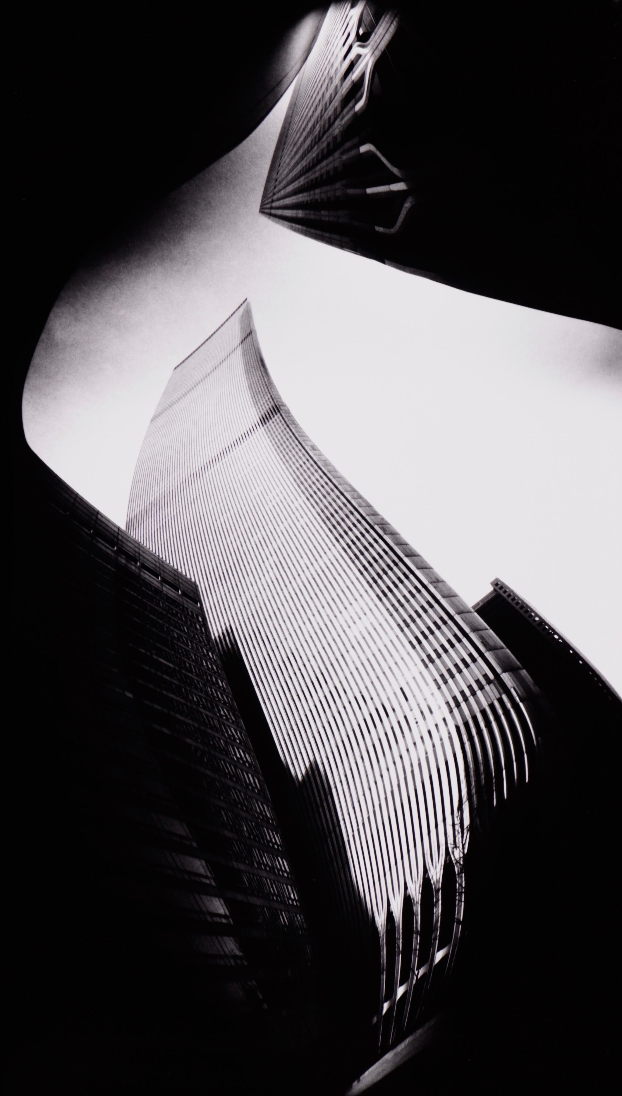 Dancing building-N.Y. (1987) - Ilan Wolff